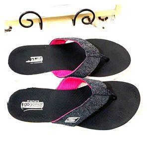 🔥Sketchers walking sport flip-flop